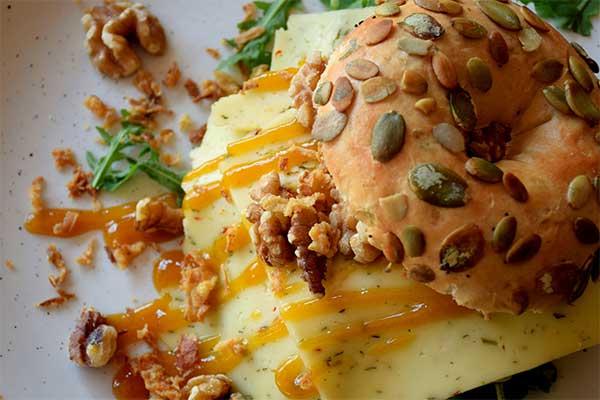 Bagel lunch Ommen